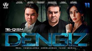 Dengiz (o'zbek serial) 16-qism