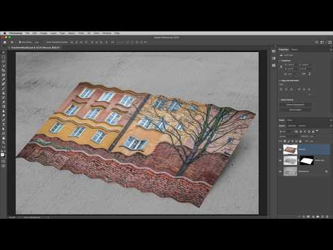 New Transform Capabilities in Photoshop's Warp Tool