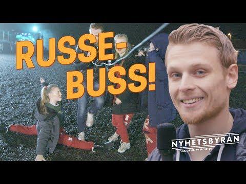 Russebuss i Norge | Nyhetsbyrån