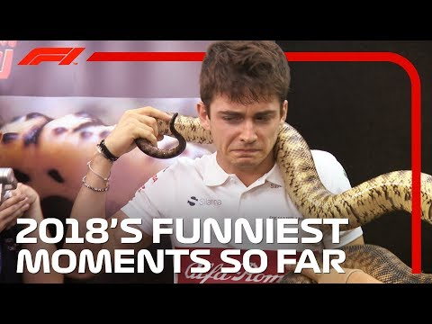 The Funniest Moments Of 2018 So Far
