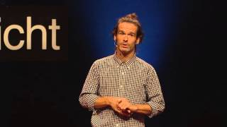 Choosing playfulness and courage over fear | Joost Vrouenraets | TEDxMaastricht