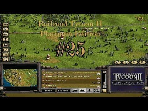 Railroad Tycoon II  ENGLISH Walkthrough Mission 19 When Walls Come Down 12
