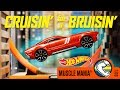 HW MUSCLE MANIA® Cruisin? For a Bruisin?   Hot Wheels