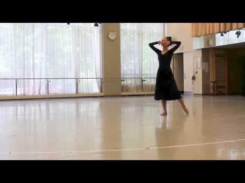 Après Un Réve - Modern Dance Solo