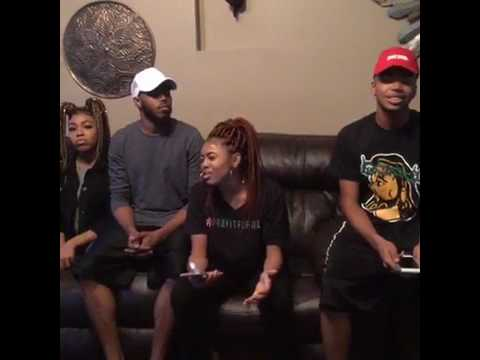 The Walls Group Rehearses Intercession by Kirk Franklin