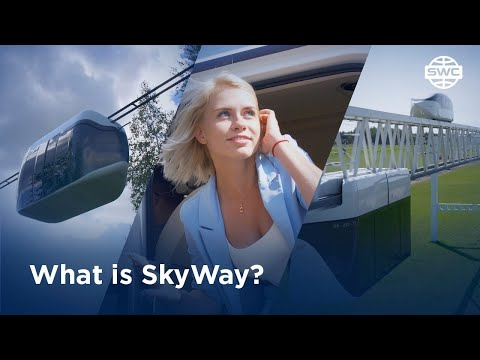Новая презентация проекта SkyWay / Струнный транспорт / Технология будущего