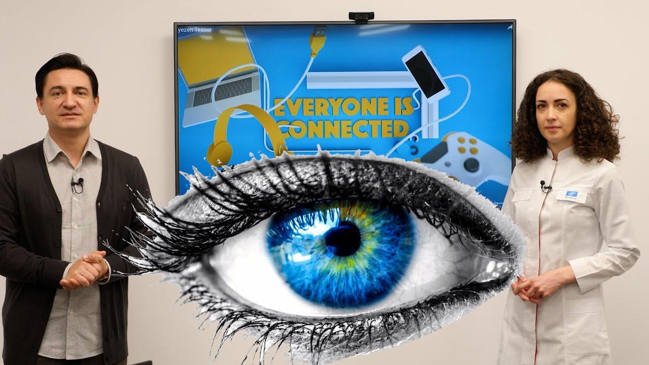 Ecranele și Ochii - Mituri vs Realitate