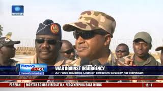 Airforce Revamps Counter Terrorism Strategy For Northeast