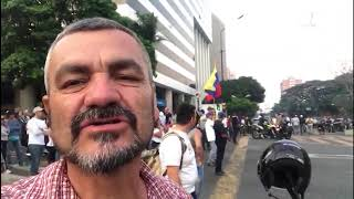 Chemare la rugaciune de pe strazile Venezuelei