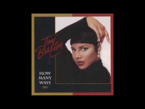 Toni Braxton - How Many Ways (R. Kelly Extented Remix) (1993)
