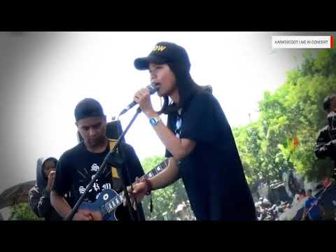 KARATSCOOT Live In Concert   JAVA EXTREMIST #3   Peace In Liberia Cover