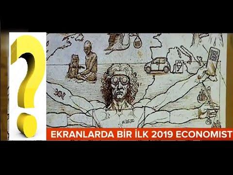 THE ECONOMİST 2019 KAPAĞI / UZUN ANALİZ / ABDULLAH ÇİFTÇİ , ERTAN ÖZYİĞİT
