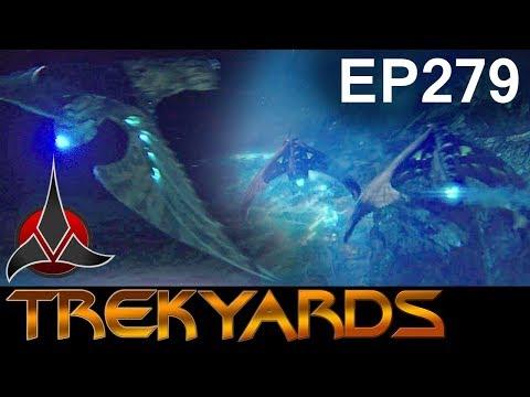 Trekyards EP279 -  Klingon Bird of Prey (Discovery) (First Look)