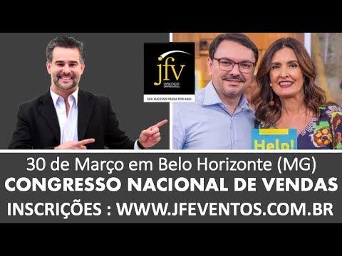 Congresso De Vendas Em Belo Horizonte 30 De Março André Ortiz E Rossandro Klinjey Juntos