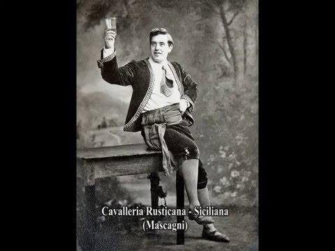 John McCormack - Siciliana