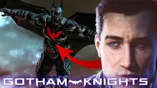 No One Believes Batman is ACTUALLY Dead in Gotham Knights