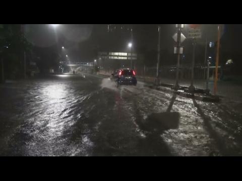 Breaking News: Banjir Parah di Jabodetabek