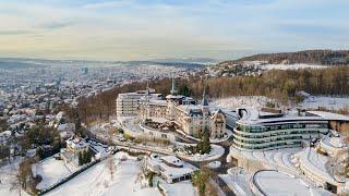 Winter Wonderland Switzerland - Holiday Ideas