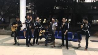 Hoa Ban Trắng-Team guitar X-Team