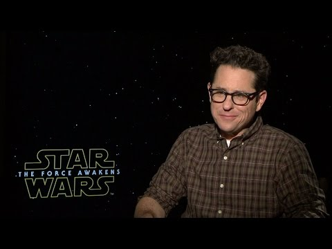 J.J. Abrams - Star Wars: The Force Awakens Interview (HD)
