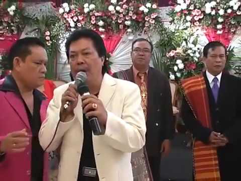 Andy Situmorang-Dua Gabe Sada (Wedding Chatra & Vanny 29 04 2011)