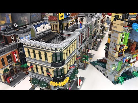 🔴 Ranking All LEGO 13 Modular Buildings