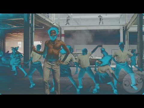 Further proof that the dance from ''This is america'' Works with everything
