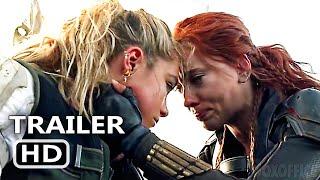 BLACK WIDOW Final Trailer (2021) Scarlett Johansson, Florence Pugh Movie