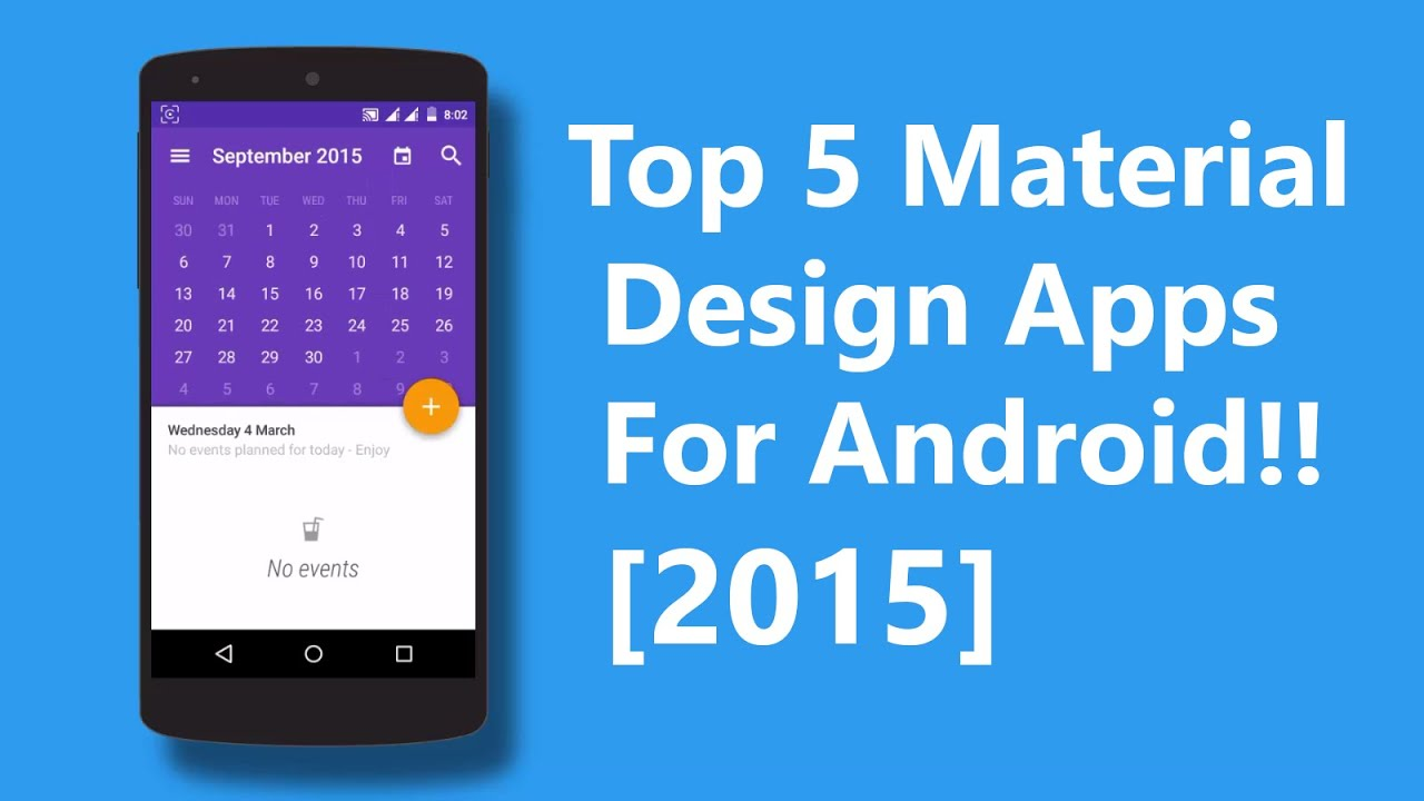design apps for android