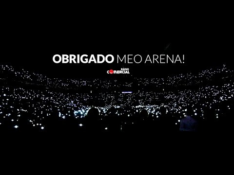 Rádio Comercial | Parabéns in The Night '2016 - Meo Arena, Lisboa