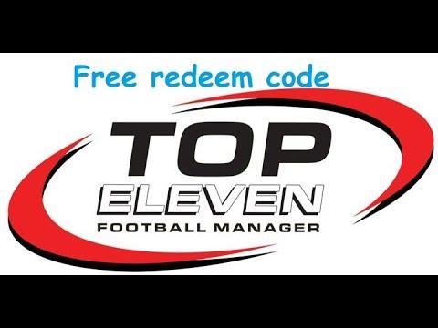 Top Eleven 2019 - Free Redeem Code - 1x
