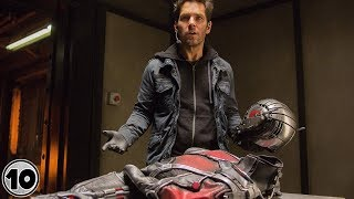 Top 10 Dumbest Ant-Man Moments