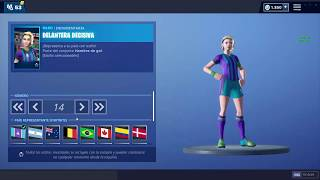 Football SKIN Returns In Fortnite / BUYING THE FOOTBALL SKIN