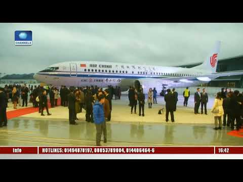 Aircraft Manufacturer, Boeing Opens A New Factory In China  Aviation This Week 