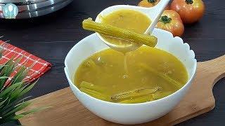 মসুর ডাল | সজনে ডাটা দিয়ে মসুর ডাল | Masoor Dal Recipe | Simple Masor Daal cooking Bangla Recipe.
