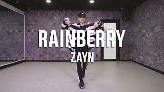 ZAYN - Rainberry / Jong Ho Park choreography Video