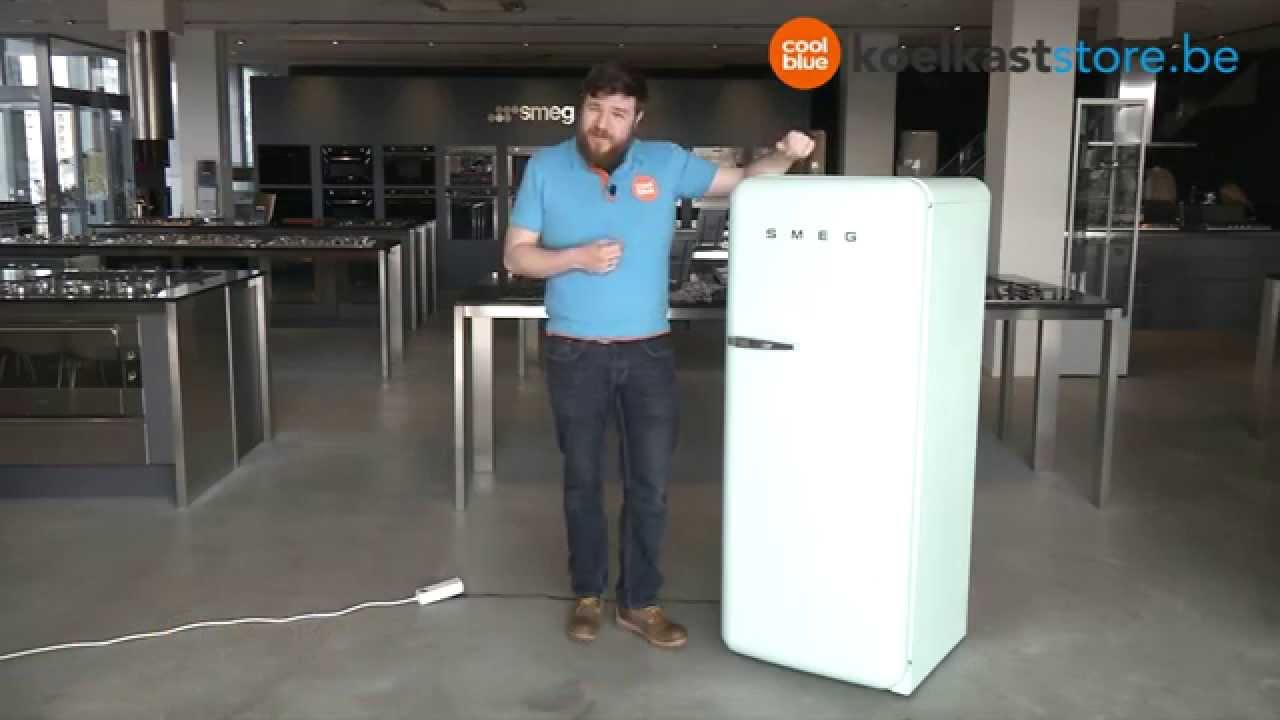 smeg fab28 koelkast productvideo nl be youtube. Black Bedroom Furniture Sets. Home Design Ideas