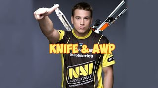 Knife & AWP Asiimov + SECRET. Zeus раскрыл секрет