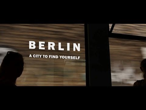 Berlin - a city to find yourself