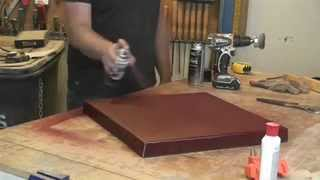 "San Juan Carpentry: ""how To Make A Metal Table Top"" With Scott Shaeffer"