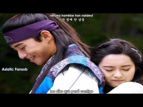 Jeon Woo Sung (Noel) - Memorizing a Spell (Sub Español - Hangul - Roma) [OST Hwarang]