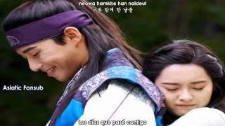 Jeon woo sung noel - memorizing a spell sub español hangul roma ost hwarang ❀ no copyright infringement intended espaÑol   [mv] 전우성(jeon sung) 주문을 외우...