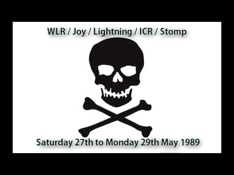 Various Pirates ~ 27-29/05/1989 ~ Pirate Radio [R024]