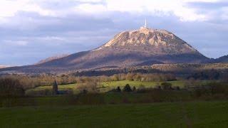 Découverte : voyage au coeur des volcans d'Auvergne