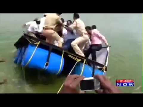 SHOCKING: Platform Turns During Ganesh...