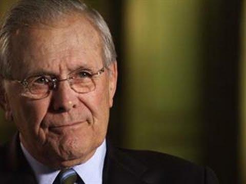 Donald Rumsfeld: Extended Interview