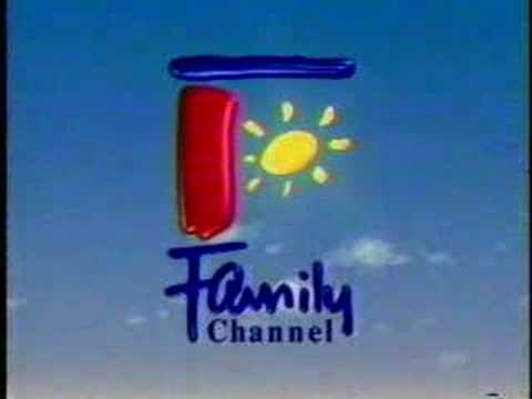 Family Channel - Freeview Weekend bumper (1994)
