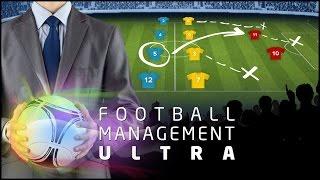 FOOTBALL MANAGEMENT ULTRA! ⚽️⚽️ screenshot 2