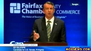 Repeat youtube video MARK WARNER vs ED GILLESPIE Virginia Senate Debate