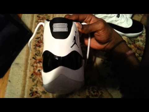 Authentic Concord 11s Review (Aliexpress)